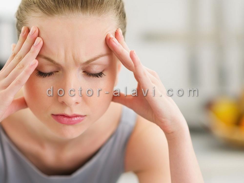 بوتاکس درمان سردرد